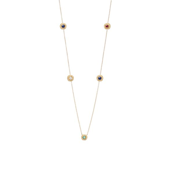 Necklace - Five Stones