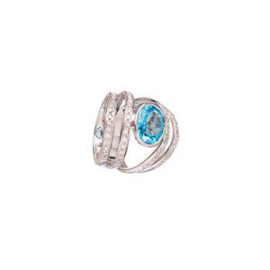 DeepBlue/Ring/High/Jewellery/MariaJoaoBahia