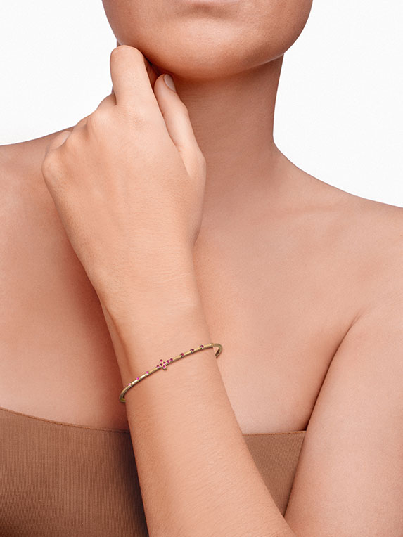 Bracelet - Rubies